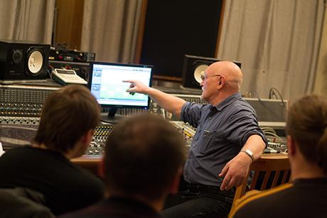 Педагогика дополнительного образования: музыкальная звукорежиссура