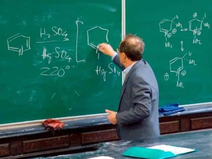 Педагогическое образование: учитель химии и биологии в условиях реализации ФГОС
