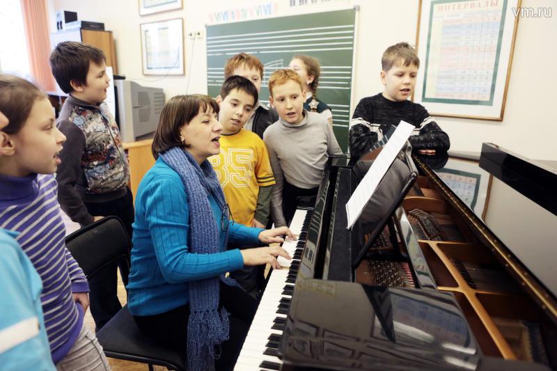 Педагогическое образование: учитель музыки в условиях реализации ФГОС