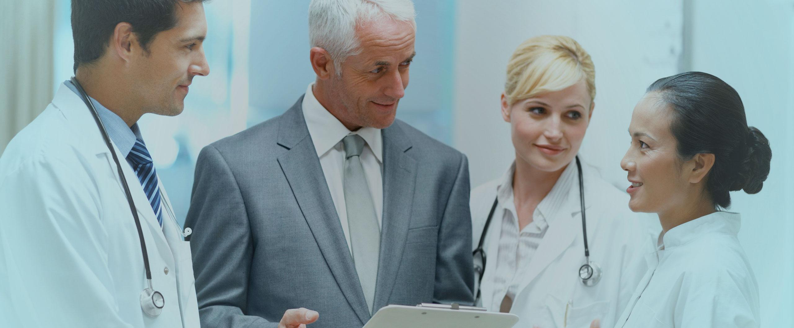 Профессиональная переподготовка по программе «Менеджмент в здравоохранении»