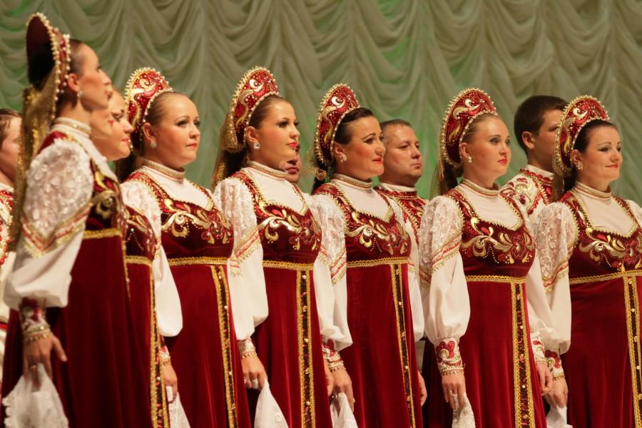 Педагогика дополнительного образования: хоровое народное пение