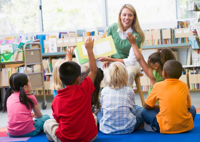 Организация воспитательно-образовательного процесса в ДОО в условиях реализации ФГОС ДО