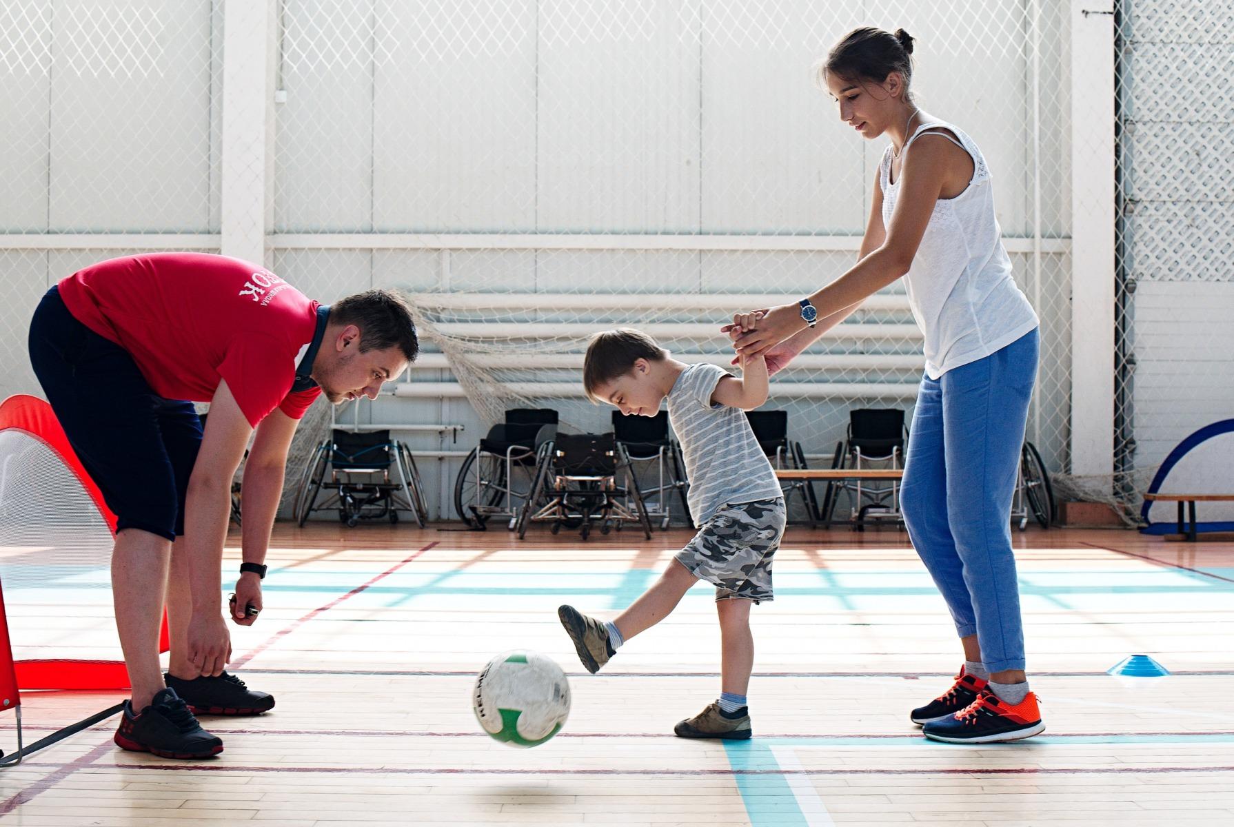 Тренер-преподаватель по адаптивной физической культуре и адаптивному спорту