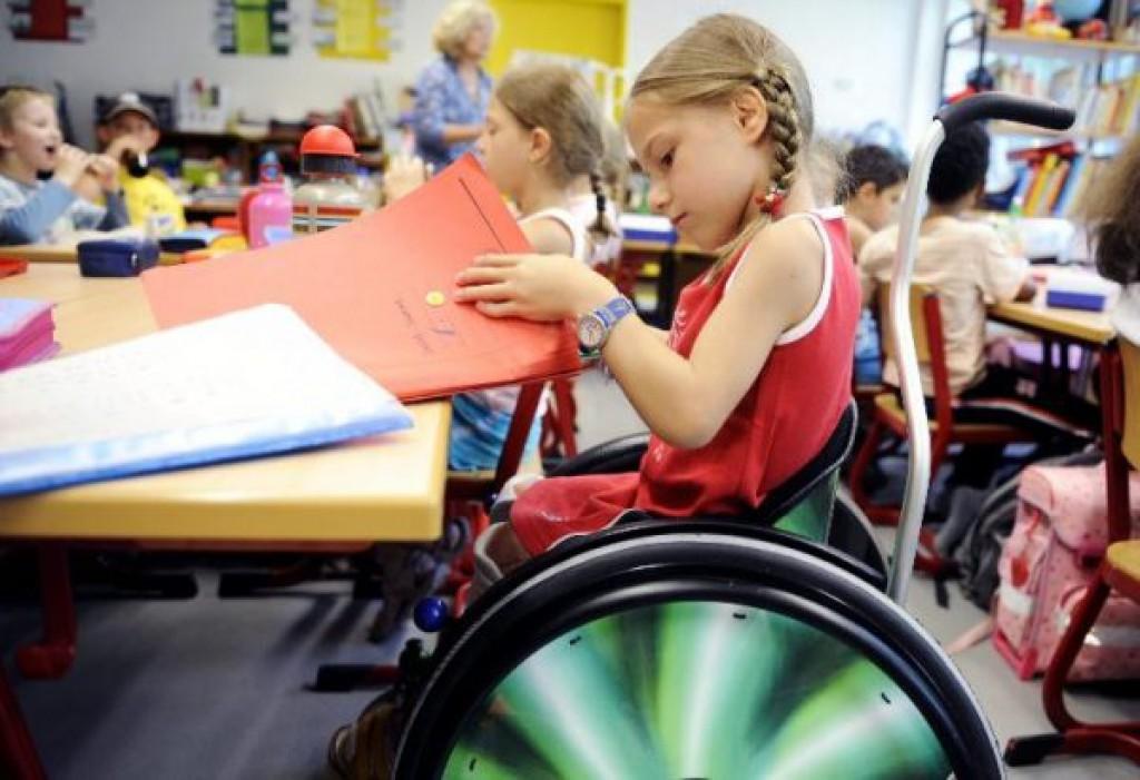 Организация образовательного процесса для обучения инвалидов и лиц с ОВЗ в дошкольном образовательном учреждении