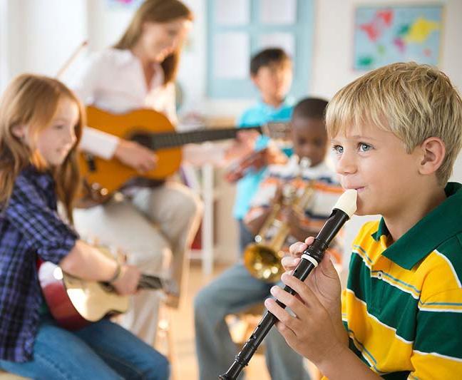 Педагогическое образование: учитель музыки в условиях реализации ФГОС ООО
