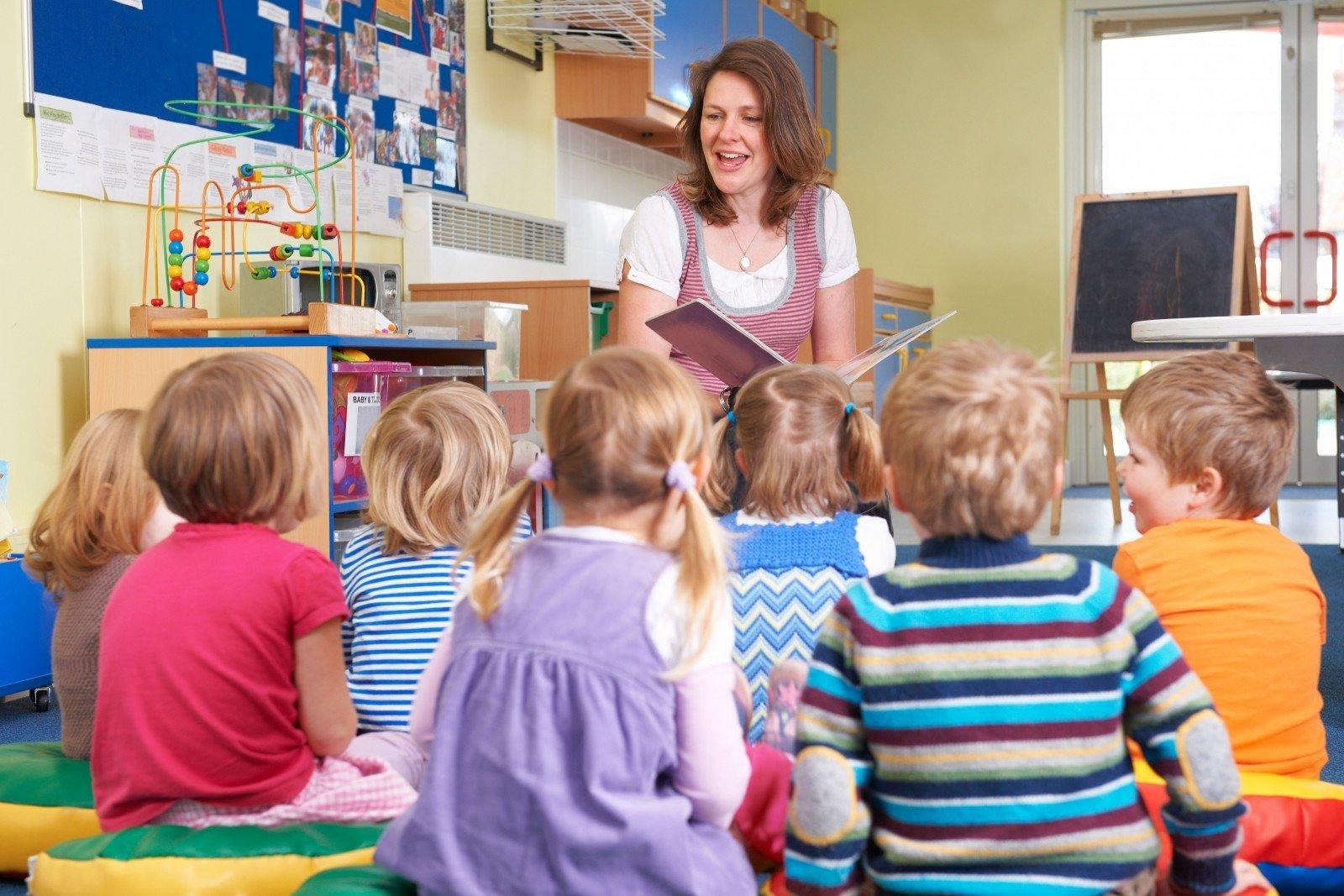 Старший воспитатель дошкольной образовательной организации